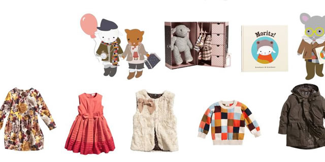 H&M per il progetto All for Children