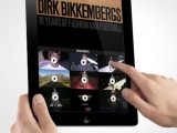 Dirk Bikkembergs racconta la sua storia su IPad