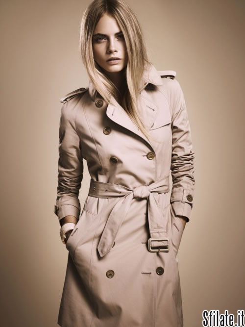 Burberry Nude Collection