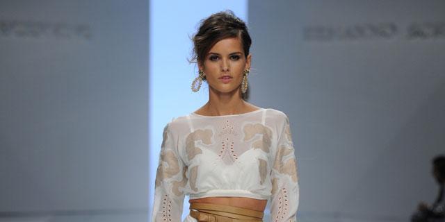 Sfilata Moda Donna - Ermanno Scervino P/E 2012