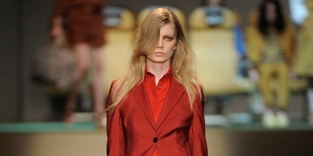 Sfilata Donna Trussardi - Primavera Estate 2012