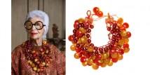 Su yoox i gioielli di Iris Apfe