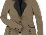 Ispirazione cavallerizza per la giacca da città