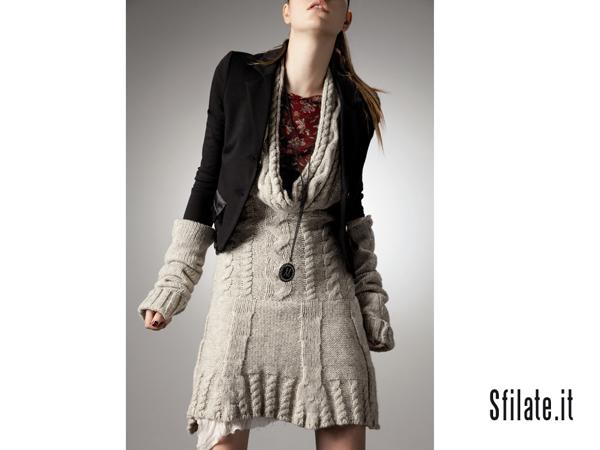 I love tricot! . La collezione Madegrè