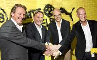 il Borussia Dortmund sceglie Puma