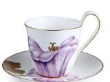 Le porcellane lussuose che la designer danese Anja Vang Kragh ha creato per Royal Copenhagen.
