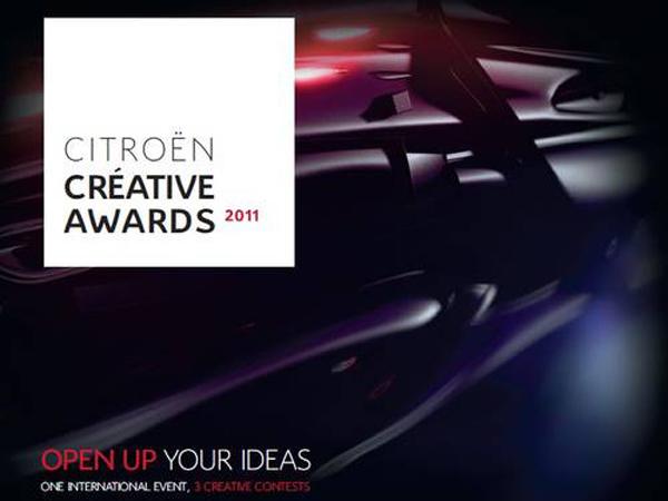 CITROËN scommette sui giovani creativi con 'Citroën Créative Awards'
