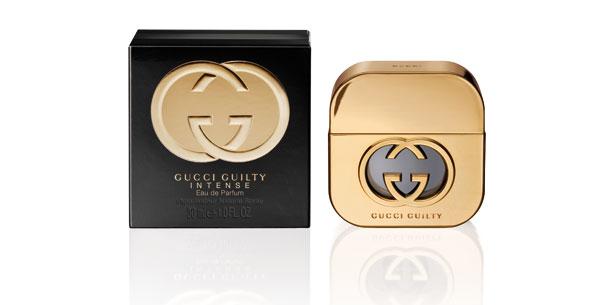 Evan Rachel Wood per Gucci Guilty Intense