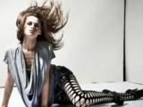 Moda Donna: Anke Domaske: quando gli abiti da donna sono in fibra di latte