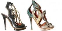 Nostalgia degli anni '70 per le scarpe di Santoni