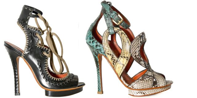 6e94d85dd5ff0 Nostalgia degli anni  70 per le scarpe di Santoni - SFILATE