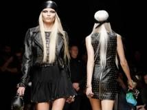 New York va in scena la nuova collezione Versace per H&M