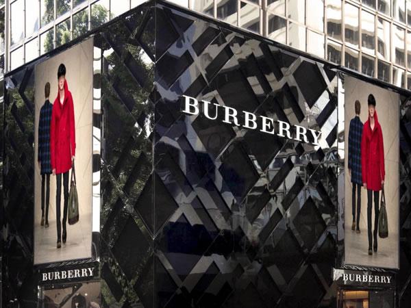 Parata di star per Burberry ad Hong Kong