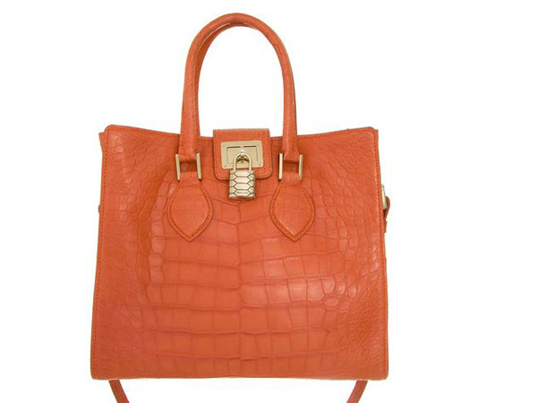 Roberto Cavalli: una borsa dedicata a Firenze, la 'Florence' Bag,