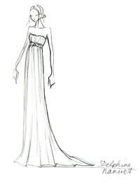 La Couture da sposa di Delphine Manivet per La Redoute