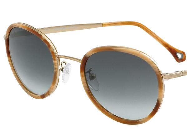 Linee pulite per gli occhiali maschili di Ermenegildo Zegna