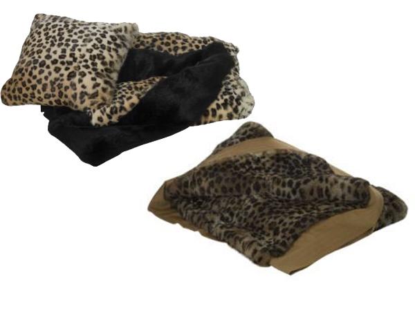 Home Collection Dellera: la pelliccia veste la casa