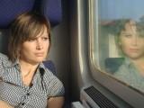 Donna in treno, come vestirsi?