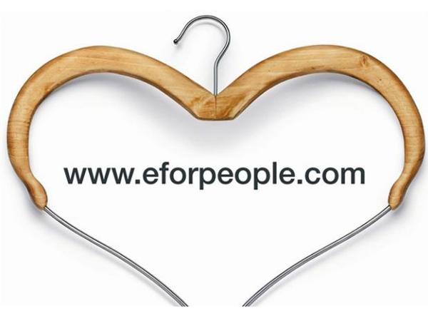 Dal 17 novembre torna la moda solidale di Eforpeople.