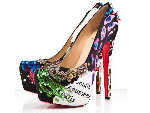 Louboutin Donne Scarpe