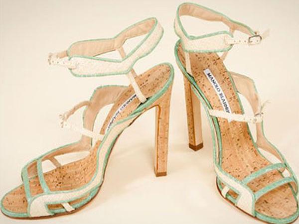Manolo Blahnik crea le scarpe a impatto zero