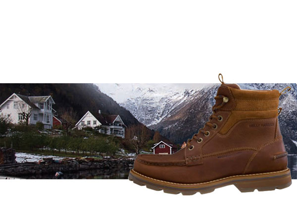 I boot di HH per le avventure invernali