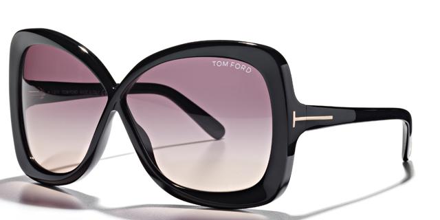 Occhiali: comfort e leggerezza per Tom Ford