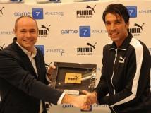 Il legame tra il portiere della Signora e Puma durerà per sempre...oggi è stata siglata la partnership a vita.