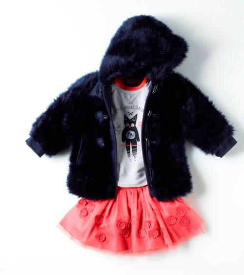 Grandi novità nella nuova linea Little Marc Jacobs per il prossimo inverno