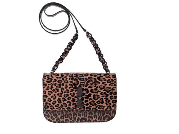 'Miss Leopard', la nuova borsa in edizione limitata lanciata di Tosca Blu