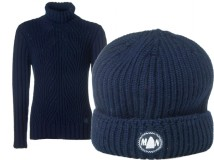 Lo stile maschile di Murphy&Nye per l'inverno si ispira ai paesi nordici