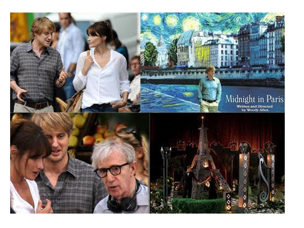 Woody Allen fa ancora centro con Midnight in Paris