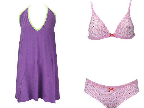 Intimo Donna Roberta: ecco la collezione Primavera-Estate 2012