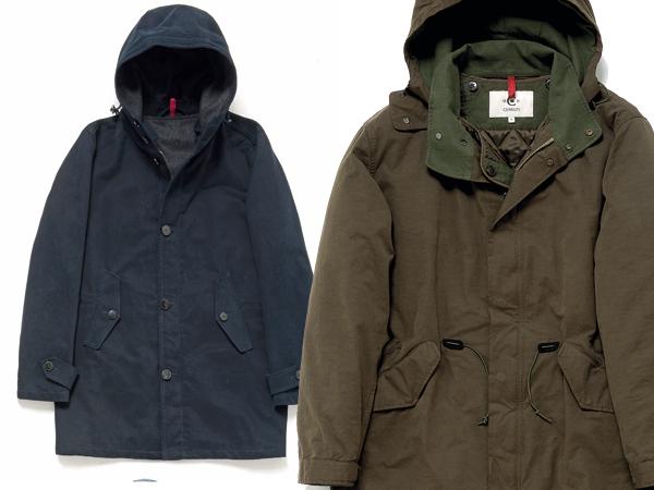 Il Parka, la giacca di origine esquimese conquista le passerelle per l'autunno inverno 2011-12 e diventa un passe-partout anche per la città.