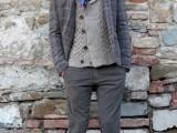 Massimo Rebecchi presenta la Fly Jacket a Pitti Uomo