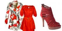 Primavera estate 2012 domina il rosso per la donna Miss Sixty