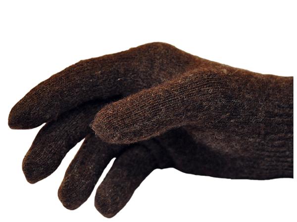 Il guanto a prova di touchscreen