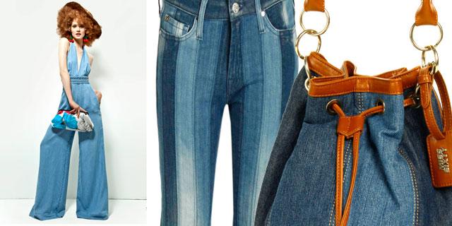 Voglia di Denim per la donna Miss Sixty: tornano i jeans a Zampa e a Palazzo