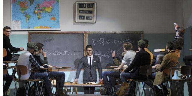 A scuola con dsquared2 non servono i voti per essere cool for Scuola superiore moda milano