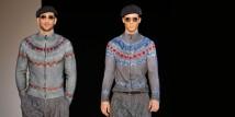 Sfilata Giorgio Armani - milano moda uomo - autunno inverno 2012/13 -