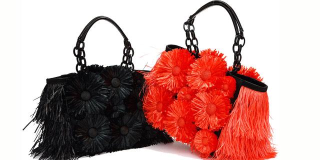 Una borsa ricca di allegria per Blumarine