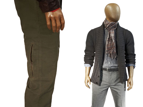 La collezione per il prossimo autunno inverno di Dockers, è incentrata sugli uomini d'azione
