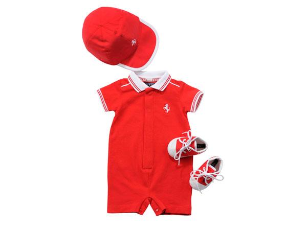 Ferrari Store è 'Baby Shower'