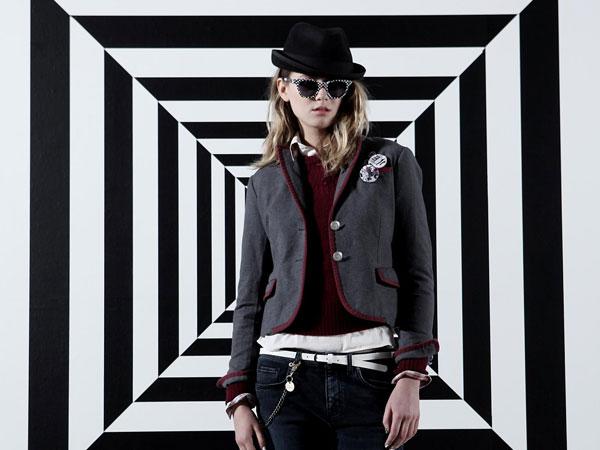 Gant ha portato sulle passerelle di New York la nuova collezione per il prossimo autunno inverno 2012/13.