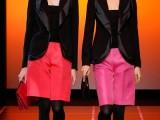 Giorgio Armani - sfilata milano moda dona - collezione autunno inverno 2012/13