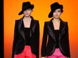 La donna moderna è 'easy chic' per Giorgio Armani