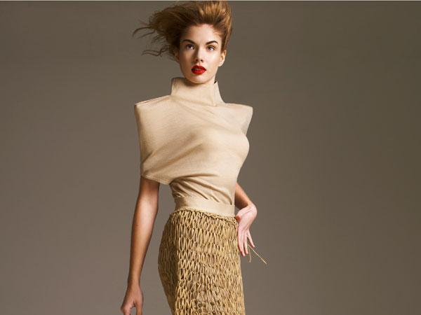 """Si chiama """"Balkaria"""" la nuova collezione per il prossimo autunno inverno 2012/2013 del brand inglese """"BASHARATYAN V""""."""