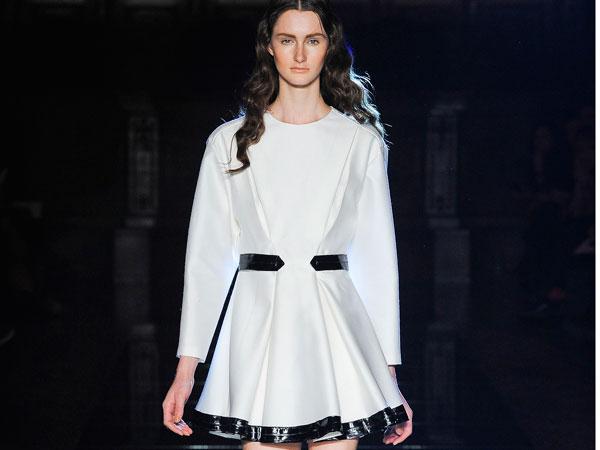 francesco Scognamiglio - sfilata milano moda donna - autunno inverno 2012/13