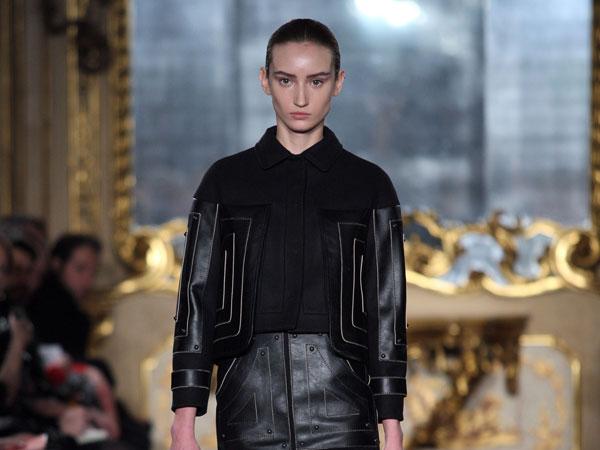 Marco de Vincenzo - sfilata milano moda donna - collezione autunno inverno 2012/13