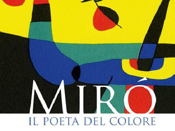 'Miró! Poesia e luce'